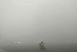冬天遇到雾霾怎么办?空气净化器才是你的选择