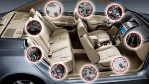 汽车新车如何正确去除甲醛